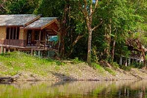 Khao Sok Riverside Cottage