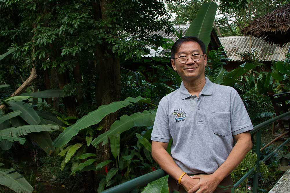 Khao Sok Riverside Cottages staff