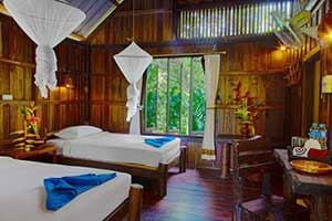 Khao Sok family Rooms