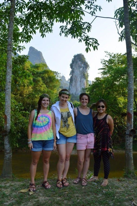 Khao Sok Canoe Trip