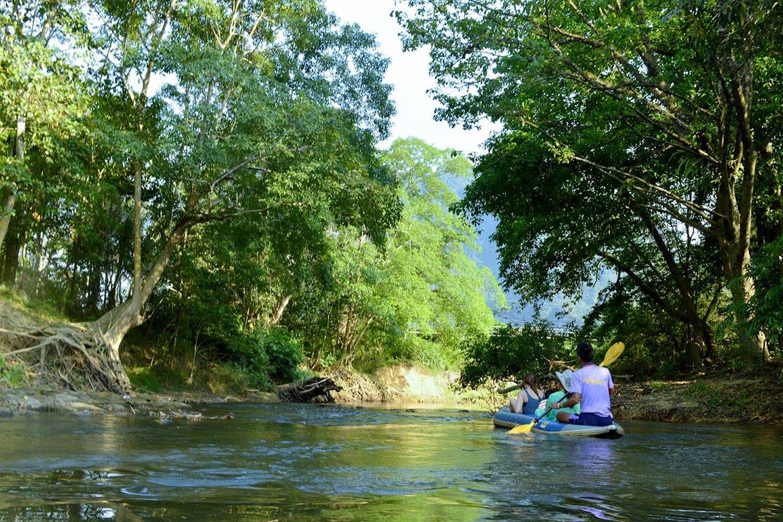 Khao Sok Canoe Trips