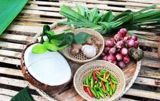 Khao Sok Jungle Cooking with Riverside Cottages
