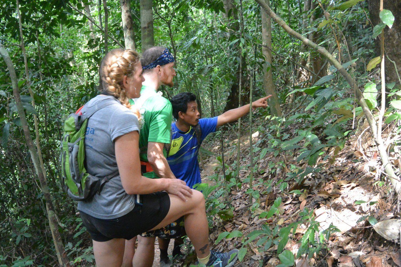 Khao Sok Trekking Half Day