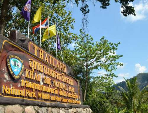 How to find Khaosok – Koh Sok – Koh Sok national park