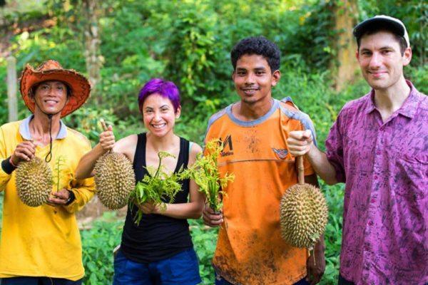 Thailand Culture Local Farm