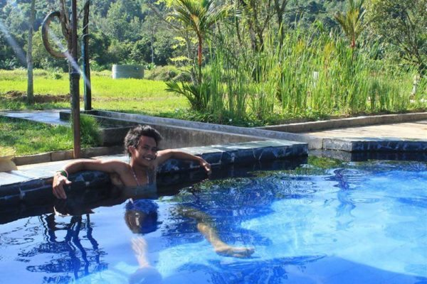 Thailand Culture Hot Springs Visit