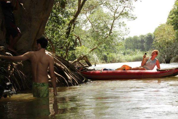 Khao Sok Thailand Romantic Canoe
