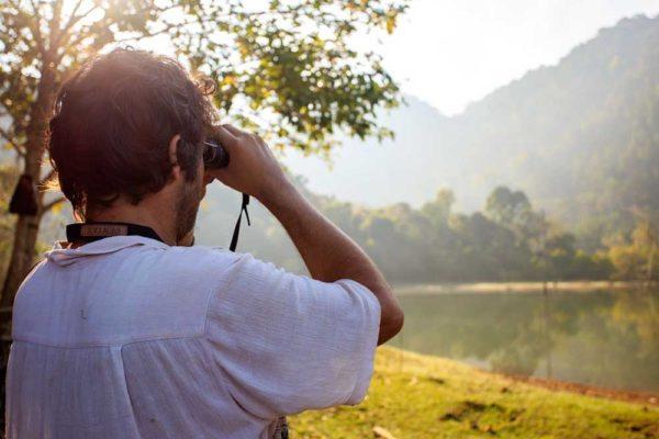 Khao Sok Thailand Birdwatching