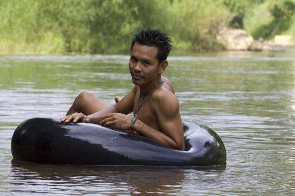 Khao Sok Thailand River Tubing