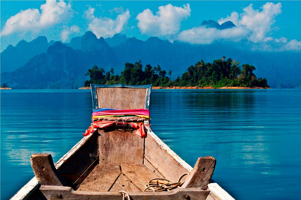 Khao Sok Lake View