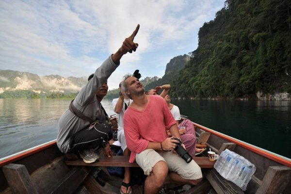 Khao Sok Lake Wildlife Spotting