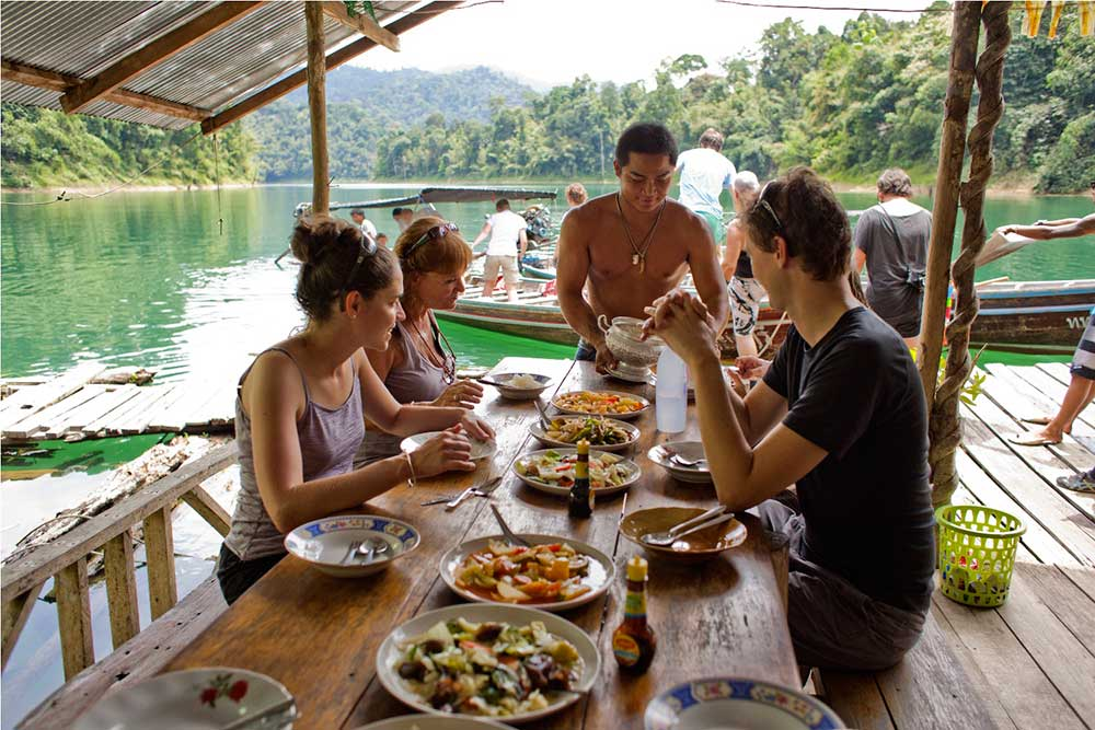 Khao Sok Lake Day Tour