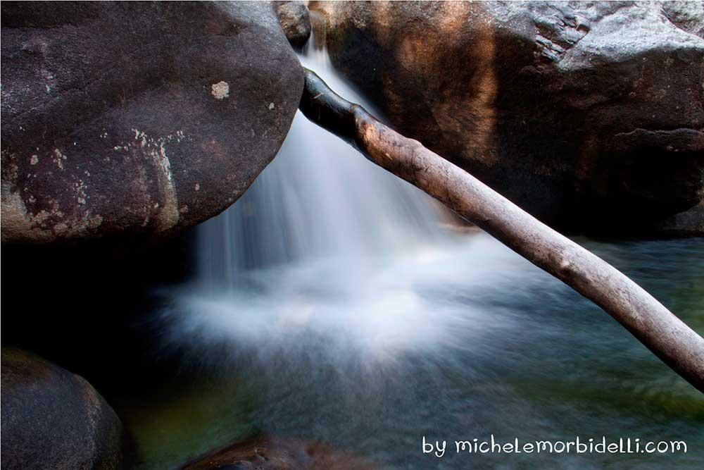 Khao Sok Trekking Waterfall