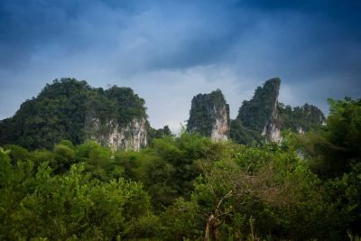 Two day package Khao Sok