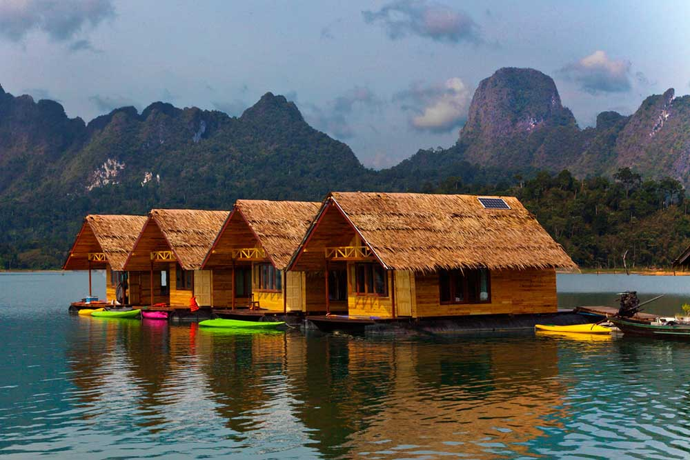 Khao Sok Lake Package