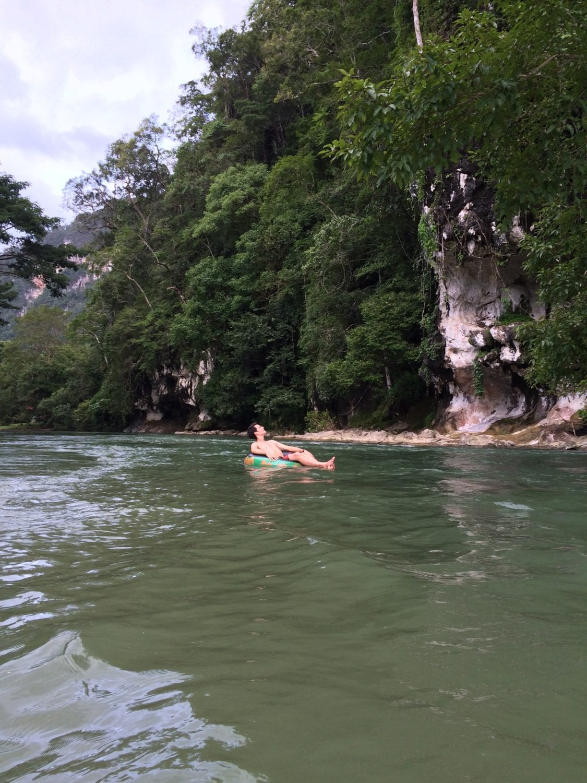 khao Sok River Tubing