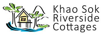 Khao Sok Riverside Cottages Mobile Retina Logo