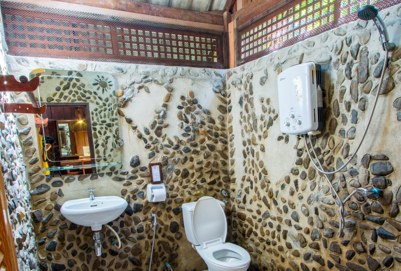 Khao Sok Riverside accommodation