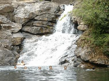 Khao Sok National Park Top Hikes- Ton Kloi Waterfall