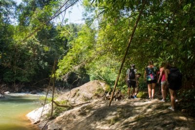 Khao Sok hiking