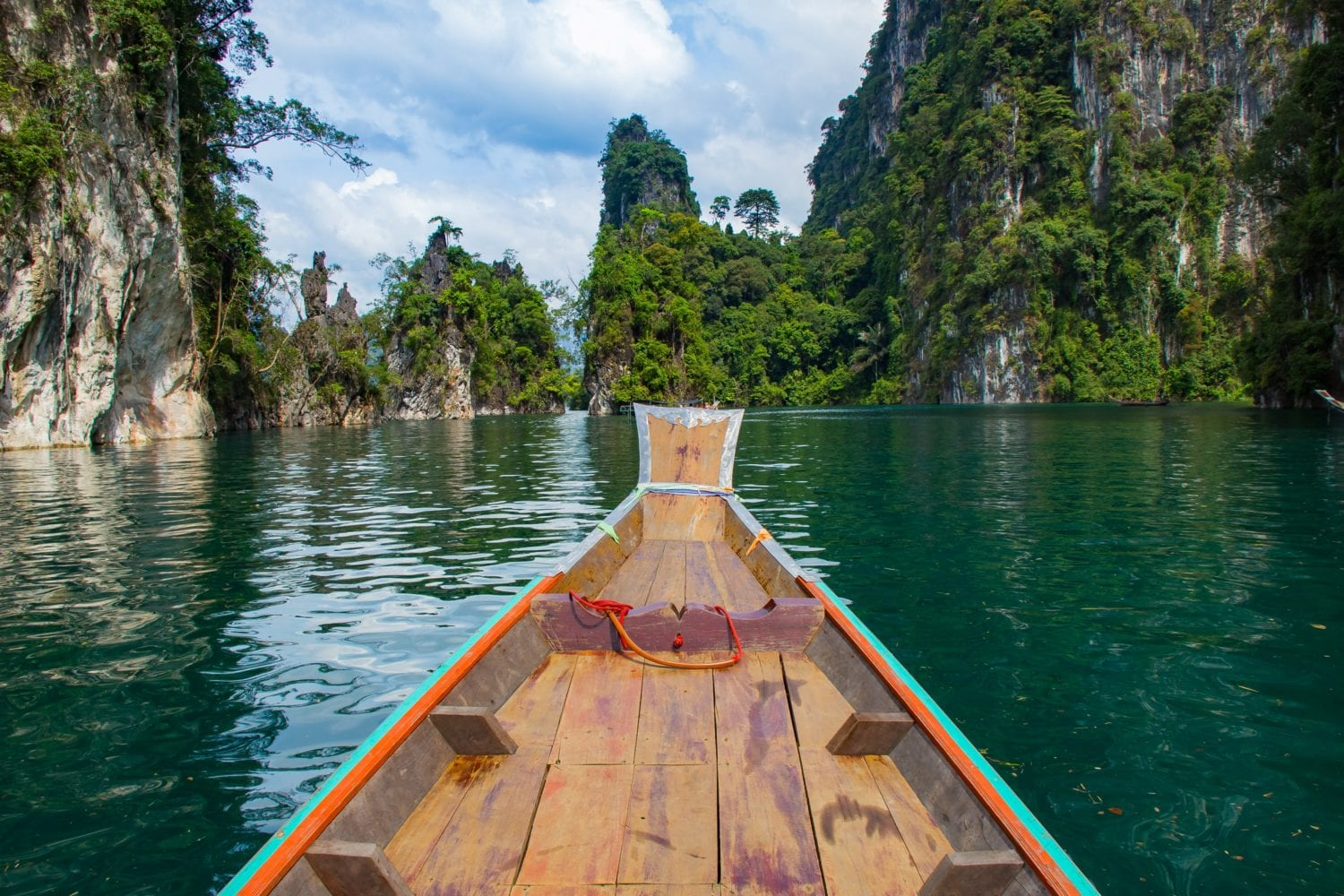 Khao Sok Jungle Tour