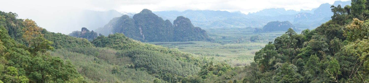 Things to do in Khao Sok, Sok valley viewpoint