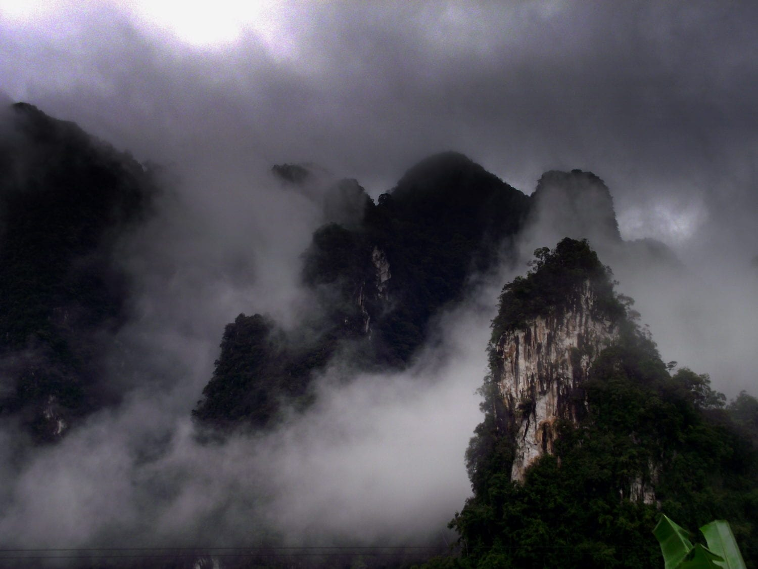 Khao Sok National Park Weather