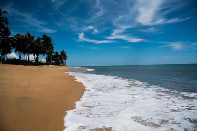 Beach destination in south thailand