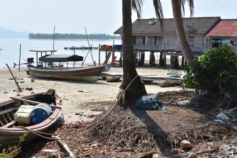 Off the beaten path in south Thailand Koh Prathong