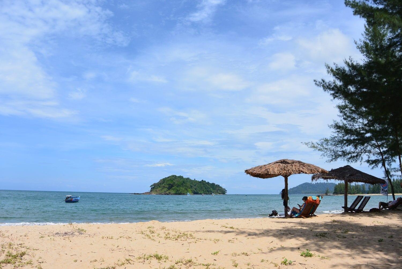 South Thailand destinations Horizon Eco Resort on Koh Prathong