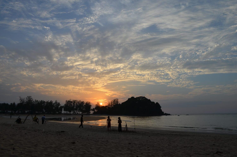 South Thailand destination beach