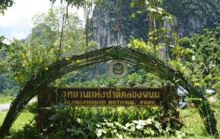 Khlong Phanom National Park