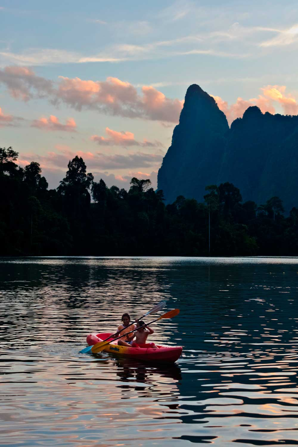 Where is Khao Sok national park