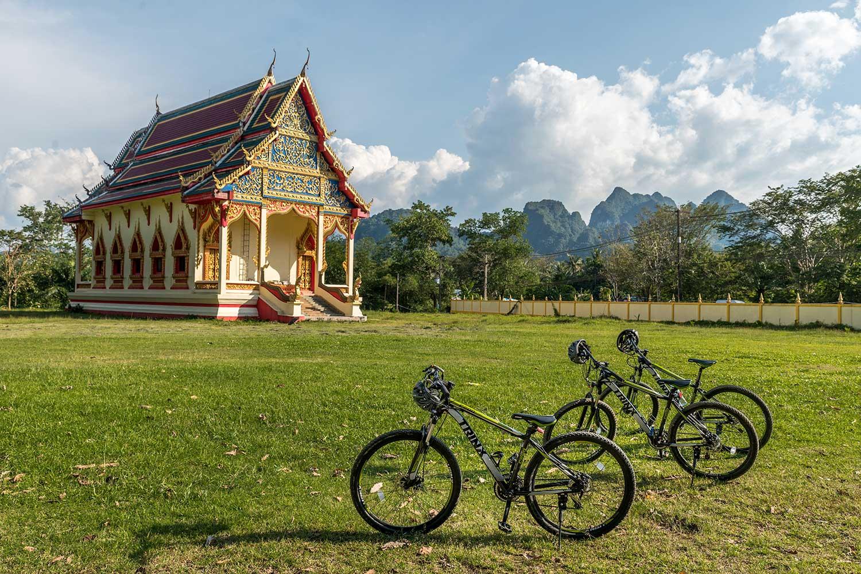 Khao Sok safari bike ride