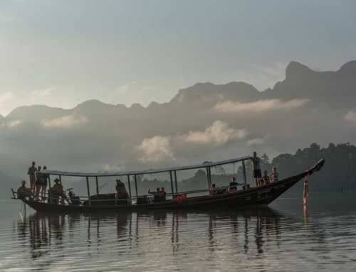Bikes and boats – A Khao Sok Safari