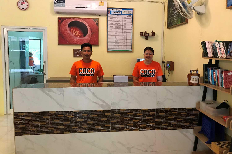 Coco - Khao Sok hostel