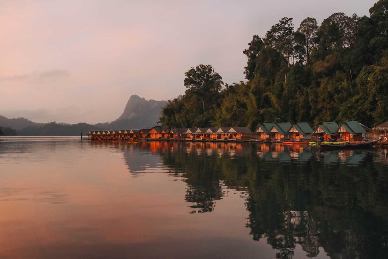 Khaosok Lake