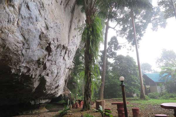 Silver Cliff Resort - khao sok national park hotels