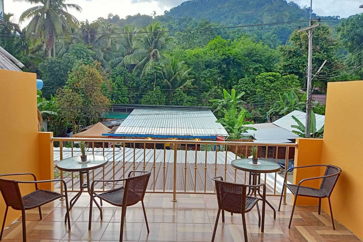Where to stay in Khao Sok