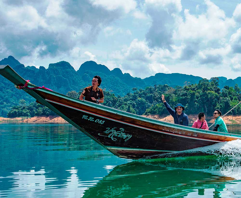 Welcome to Khao Sok Riverside Cottages