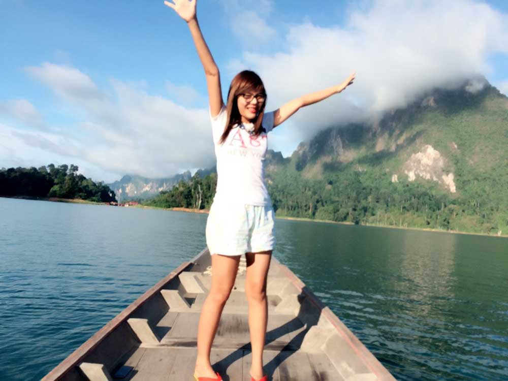 Visit the lake