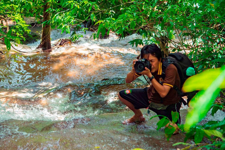Thailand nature photography retreat